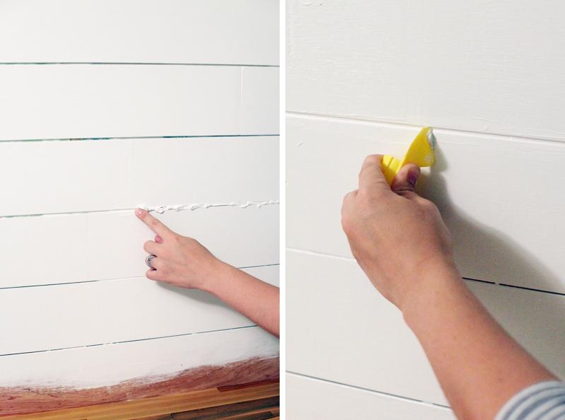 Spatwand Keuken Verf : Je kan intussen de hangkasten mee schilderen in dezelfde verf. Bij